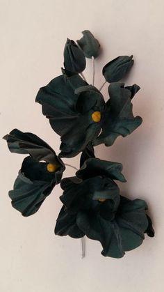 The making of silk fabric flowers how to youtube silk flower eugenia jimenez handmade flowersdiy flowersflower fabricclribbonsfloral fabricgrinding mightylinksfo