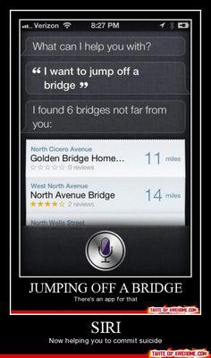 Siri...Siri...tsc tsc...