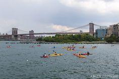 Kayak gratis Nueva York rio Hudson East River 3