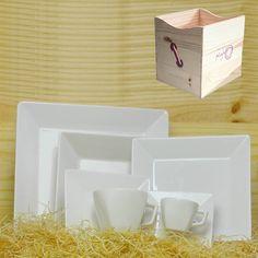 ¡Mirá este set de platos! Entrá a www.chaucosas.com.ar y conocé nuestro catálogo.