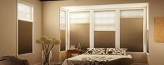 Is Perfect-Vue the best choice after understanding Window treatments? - http://www.zebrablinds.com/blog/perfect-vue-best-choice-understanding-window-treatments/ #HoneyCombShades, #BlackoutShades, #CellularShades, #PleatedShades