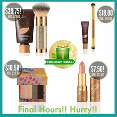 FINAL HOURS TARTE SALE GO to link in my bio @tomorrowsmom find & click on this pic to get yours! Free Shipping at $25 includes free sample gifts . Or simply copy paste this link to your browser 4 easy access http://tmget.info/2tartebf . If you click on the link in my bio @tomorrowsmom you will find the deets but feel free 2 comment below . Visit My Blog: TomorrowsMom.com |Organic & Natural Deals|Family Savings Deals| . TAG OR DM THIS DEAL 2 A FRIEND . . #frugal #savings #deals #cosmicmothers…