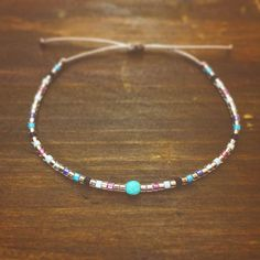 Turquoise Best Friend Gift - Friendship Bracelet - Best Friend Bracelet - Bridesmaid Gift - Beaded Bracelet - Boho Jewelry