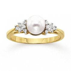 pearl ring. I need this irs my birth stone