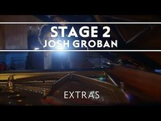 Josh Groban - Stages (Bloopers) [EXTRAS] - YouTube