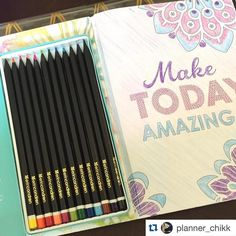 There's just something so relaxing about coloring, right?! Thanks for sharing your new #ECColoringBook, @planner_chikk!  For next week's #ECFanFriday challenge, pull out your favorite cover from 2016 and snap a pic. You just might discover a NEW favorite at #ECLifePlanner launch in a few weeks… so show your older covers some love!
