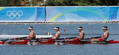 Julien Bahain, Robert Micael Gibson, Will Dean, and Pascal Lussier, of Canada…