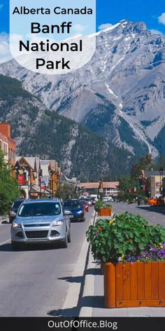 Things to Do in Banff National Park: Alberta Canada Road Trip Alberta Canada, Canadian Travel, Canadian Rockies, Banff National Park, National Parks, Newfoundland Tourism, Canada Vancouver, Visit Canada, New York Travel