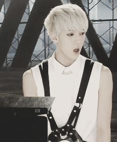 Sehun growl