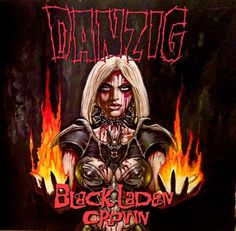 Danzig Announce New Record in Seven Years 'Black Laden Crown'  Danzig have announced plans to release 'Black Laden Crown' their first new LP of original material in seven years.