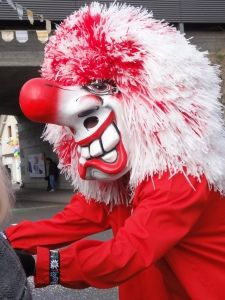 Fasnacht In Moehlin 2011