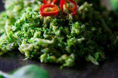"Broccoli ""rice"""