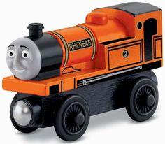 Thomas Wooden Railway - Rheneas Fisher-Price Thomas http://www.amazon.com/dp/B00AJCNE20/ref=cm_sw_r_pi_dp_ktJ2vb1B1QD7K