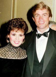 Marie Osmond & her husband in Nashville.
