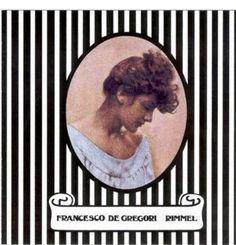 Francesco De Gregori Rimmel 1975