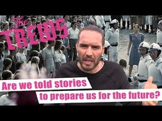 Are We Told Stories To Prepare Us For The Future? Russell Brand The Trews (E345) - YouTube