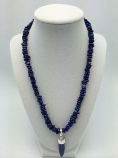 men necklace semi precious gemstone 10014
