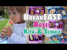 (112) Neue Frühstücksideen für Schule und Kindergarten   Bentgo Box   Lunchbox   mamiblock - YouTube