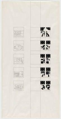 Bernard Tschumi - The Manhattan Transcripts Project, New York, New York, Episode 3: The Tower (The Fall)