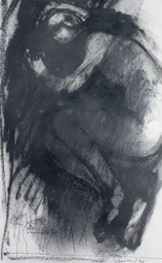 Margaret Woodward - Crouching Figure
