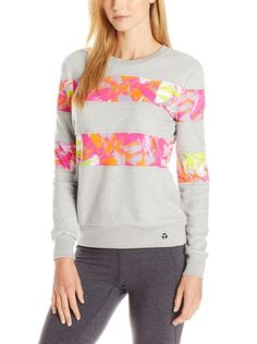 Trina Turk Recreation Women's Orchid Sweatshirt, http://www.myhabit.com/redirect/ref=qd_sw_dp_pi_li?url=http%3A%2F%2Fwww.myhabit.com%2Fdp%2FB00TDK0RBA%3F