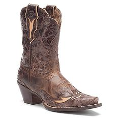 womens cowboy boots | Ariat Dahlia Cowboy Boots Product Video » Womens » Onlineshoes.com ...
