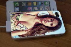 Selena Gomez design for iPhone 4/4s/5/5s/5c Samsung by furdancase, $14.89