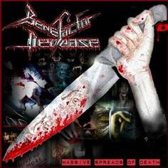 Benefactor Decease Massive Spreads Of Death (CD Album)- Spirit of Metal Webzine (en)