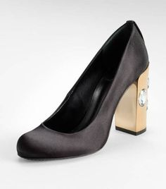 Perfect for any occasion !  Tory Burch Black Ciara High Heel Pump, 9 1/2