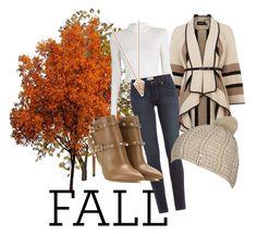"""fall"" by ilmadhinautari on Polyvore featuring Karen Millen, A.L.C., Paige Denim, Valentino, Billabong and Pamela Love"