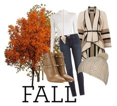"""fall"" by ilmadhinautari on Polyvore featuring Karen Millen, A.L.C., Paige Denim, Valentino, Billabong and Pamela Love"