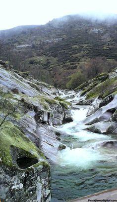 Los Pilones, Garganta de los Infiernos en el Valle del Jerte (Extremadura)