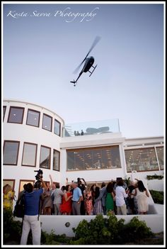 Our place contains the right facilities so that the #bride can get to #PyrgosRestaurant by #helicopter after making a 10 minute route around #Santorini! Live your myth in Greece !  #PyrgosRestaurant #pyrgosrestaurant #pyrgos #restaurant #santorini #thira #greece #greek #island #travel #traveling #wanderlust #landscape #wedding #bride #groom #couple #instawedding #instagram #instapic #instadaily #instafollow #follow