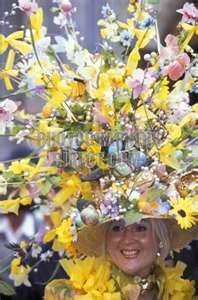 Easter Bonnet, that would break your neck.. lol