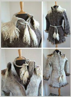 Farb-und Stilberatung mit www.farben-reich.com - Felt Jacket
