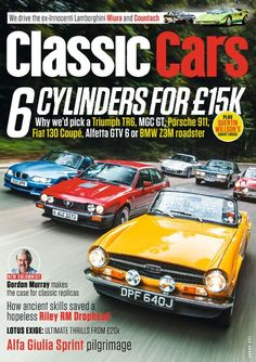 Classic Car Magazine - Grab Your Copy from https://www.magazinecafestore.com/classic-car-magazine.html