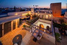 Riad Star medina luxury hotel