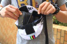 Cycling Cap Bag