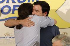 Los socios de Iglesias piden que España salga de la UE y del euro