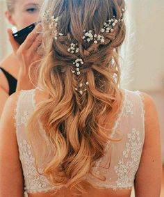 Ever Best Wedding Hairstyles for Fine Hair