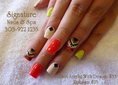 22 Best Signature Nails & Spa images   Nail art designs, Nail spa, Claws