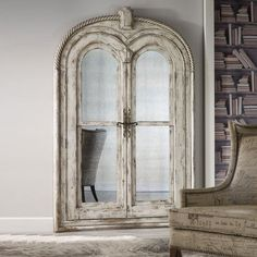 I pinned this Norcliffe Floor Mirror from the Antiqued Elegance event at Joss and Main!