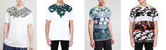 Men's High-street Fashion Alternatives |  Topman vs. Marcelo Burlon; Topman vs. Givenchy | SS '14