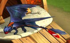 http://hiperhacks.net/dragons-rise-of-berk-hack Toothless - Dragons: Rise of Berk iOS game.