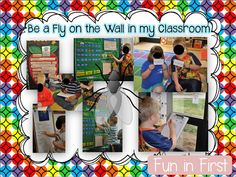 """Virtual Field Trip """"A Day in a First Grade Classroom"""""""