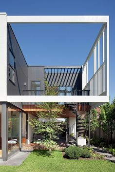 Gallery - Stepping House / Bower Architecture - 1