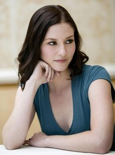 Chyler Leigh as Lexie Grey in Grey's Anatomy.  There's a lot that's not good about the show by Chyler was always strong as Lexie.