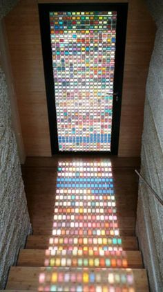 stain glass door, eclectic decor, new ideas for glass
