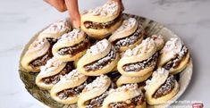 Ağızda Eriyen Elmalı Kurabiyenin Püf Noktaları Sizlerle | Renkli Hobi Pasta Cake, Meatloaf, Breakfast, Food, Morning Coffee, Meat Loaf, Meals, Yemek, Eten