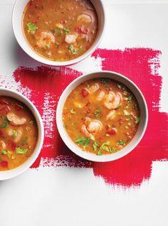 Soup Thai Ricardo 69 Ideas For 2019 Shrimp Soup, Fish Soup, Seafood Soup, Healthy Soup Recipes, Beef Recipes, Lentil Soup, Ricardo Recipe, Chowder Soup